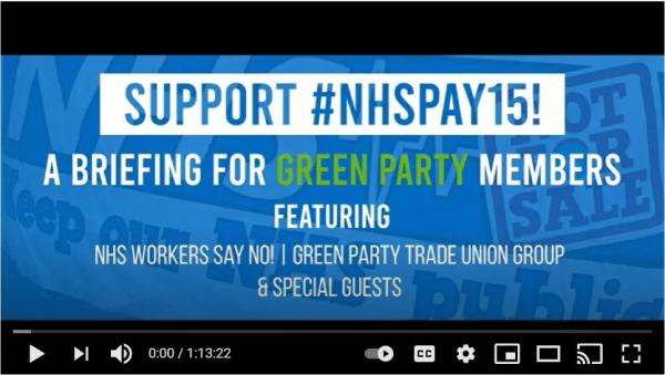 NHS video snip